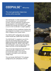 Cee Echo - Dual Frequency Hydrographic Survey Echo Sounder Brochure