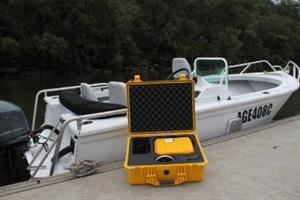 CEESCOPE™ - Model 100 - Portable Hydrographic Survey Single Beam Echosounder with GNSS