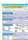 NavalKleen Concentrated Microbial-Enzymatic Hydrocarbon Remediation Agent Brochure