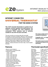 T-32-P Thermostat Data Sheet