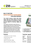 Wireless I/O Expander for Controller Brochure