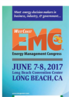 35th West Coast Energy Management Congress (EMC) 2017 - Brochure