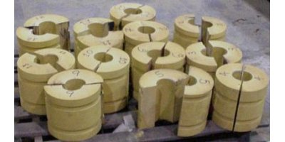 Polyurethane Pipe Spacers