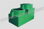 Organic Fertilizer Granule Polishing Machine