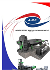 Australian Recycling Equipment Brochure 2015