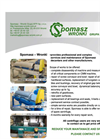 Spomasz-Wronki - Horizontal Decanter Centrifuges Brochure