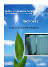 Microvee - Non-Woven Synthetic Media Datasheet