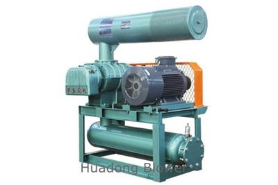 Huadong - Model HDSR-MJ-50 (Save Space) - Compact Roots Blower
