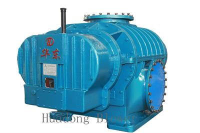 Huadong - Model HDGR-400 - High Pressure Roots Blower