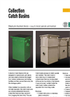 Collection Catch Basins Brochure