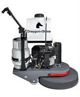 Draygon-Shine - Model LPG - Propane Floor Surfacing Machines