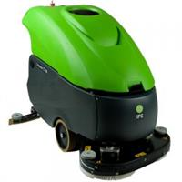 Draygon - Model CT100 - 26/29 Gallon 28 & 32 Disc / 30 Cylindrical Floor Scrubber