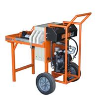 Draygon - Model Mudhen Mini - Portable Concrete Slurry Water System