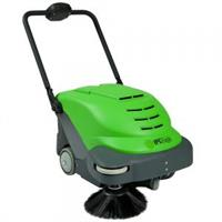 SmartVac - Model 464 - 24 Battery Powered Vacuum Sweeper