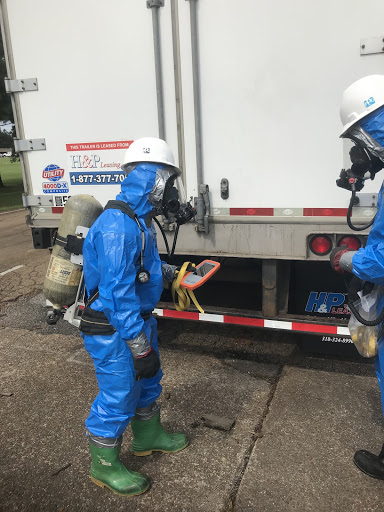 Hazmat: Why we train in the life-saving zone
