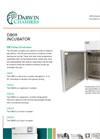 Model DB09 - Laboratory Incubator Brochure