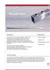 DuctStation - Autonomous Air & Surfaces Purification System Datasheet