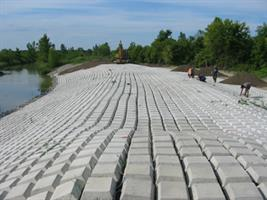 Articulated Concrete Block Mats