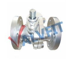 Model JIS - Cast Iron Ball Valve