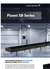 Fluent - Model SB - Lightweight Materials Conveyor Datasheet