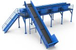 Fluent - Model SS - Conveyors Sorting System