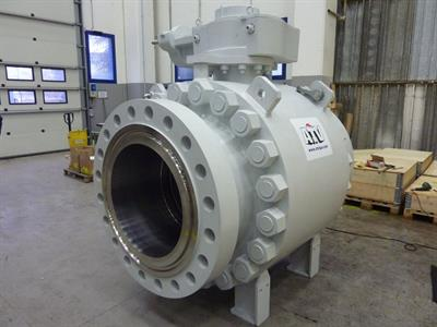 Subsea Side Entry Ball Valve