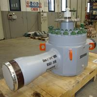 Subsea Top Entry Ball Valve