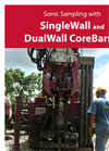 SingleWall - Core Barrel Samplers Brochure
