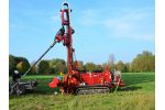 SmallRotoSonic  - Drill Rigs Crawler