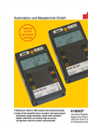 Model 6150AD - Dose Rate Meter Brochure