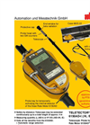 Model 6150AD-t - Teletector Probe Brochure