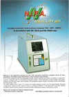 Mercury - Model 901 - Portable Automatic Hydrocarbons Analyser Brochure
