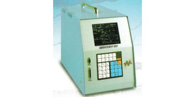 Mercury - Model 901 - Portable Automatic Hydrocarbons Analyser