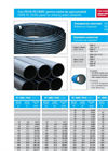 Model 100RC - HDPE Pipes Brochure