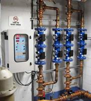Tarn-Pure - Model TPM 15 - Copper-Silver Ionisation System