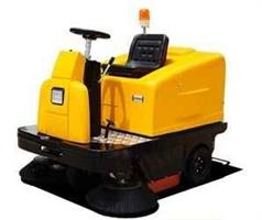 Huaxin - Model QS4004 - Electric Street Sweeper