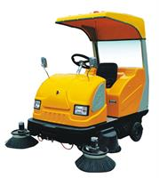 Huaxin - Model SQ3003 - Electric Street Sweeper