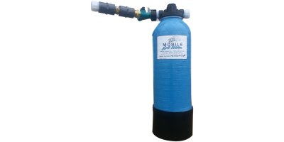 Mobile Iron Free Chemical Free Iron Removal Filter