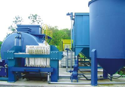 Industrial Treatment Plants