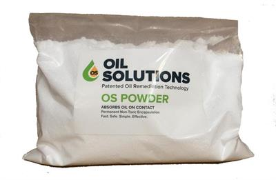 Model 2 Lbs - Oil Absorbent Powder