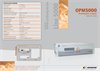 Orthodyne - Model OPM 5000 - Oxygen Analyser Brochure