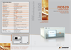 Orthodyne - Model TCD - Gas Chromatograph Analyser Brochure