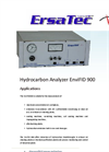 EnviFID - Model 900 - Stationary Volatile Organic Compounds Analyzer Brochure