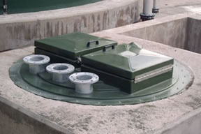 Formatank - Model GRP - Tank Covers