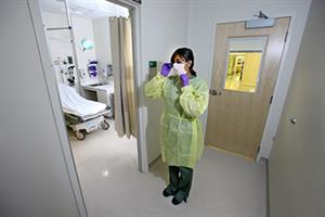 Healthcare and Lab Equipment - Health and Safety - Indoor Air