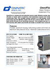 OmniFlow - Model OWF115 & OWF12VDC - Commercial and Industrial Service Water Filtration System Datasheet