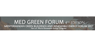 4th Edition Mediterranean Green Buildings & Renewable Energy Forum 2017