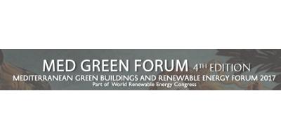 4th Edition Mediterranean Green Buildings & Renewable Energy Forum 2017