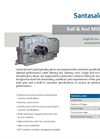 Horizontal Grinding Ball and Rod Mill Drives- Brochure
