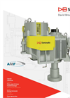 Santasalo - Model AMF Series - Agitator, Mixer and Flotation Drives - Brochure